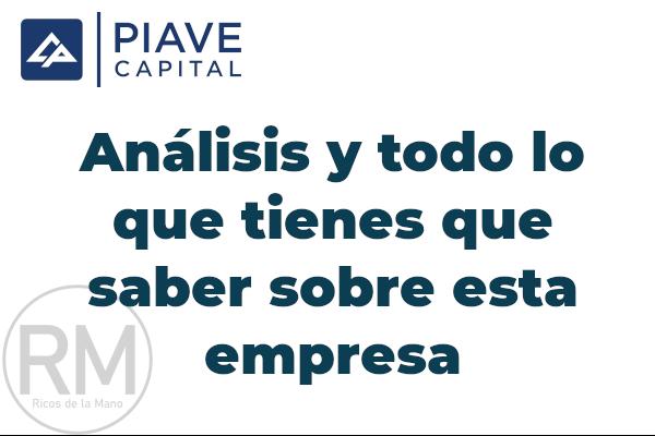 piave capital análisis