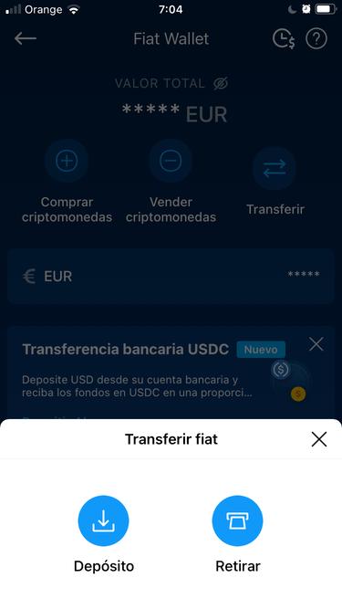 trasnferir fiat a crypto-com